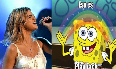 Selena Gomez acusada de playback en los AMA