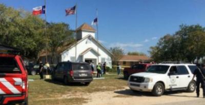 Reportan tiroteo en una Iglesia de Texas, hay varias víctimas