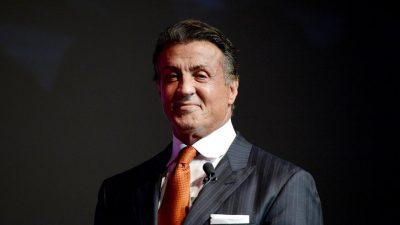 Joven de 16 años acusa a Sylvester Stallone de abuso sexual