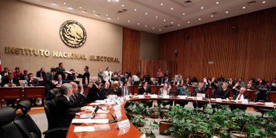 INE confirma tres debates presidenciales