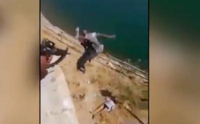 Así ejecutan a miembros del Estado Islámico en Mosul (VIDEO)