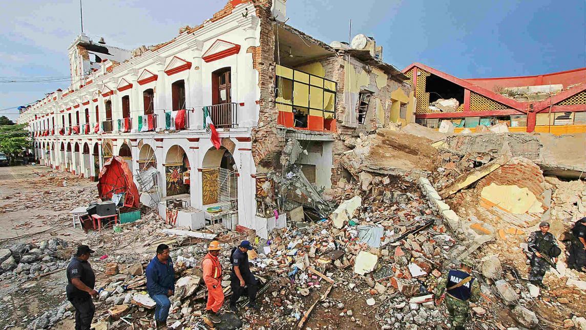 Se registra un nuevo sismo de 4.2 grados en Juchitan Oaxaca