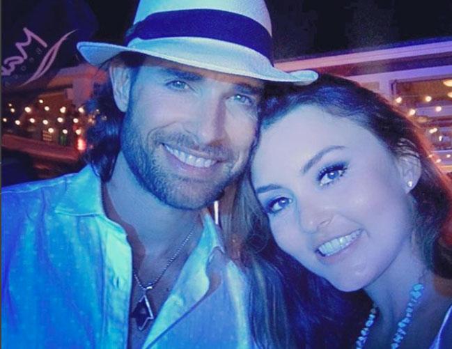 Angelique Boyer revela cómo ha mantenido encendida su relación con Sebastian Rulli