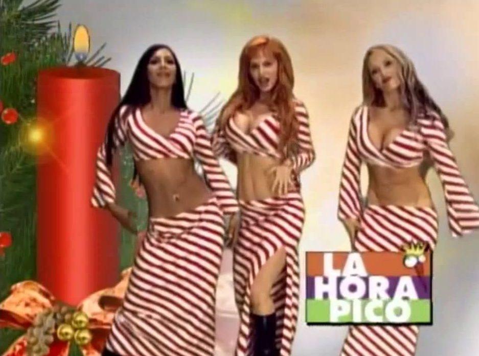 Te Acuerdas De Las Chicas De La Hora Pico Así Se Ven Ahora Fotos