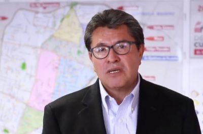 Ricardo Monreal le dice adiós a la Cuauhtémoc ¡se va en diciembre! (VIDEO)
