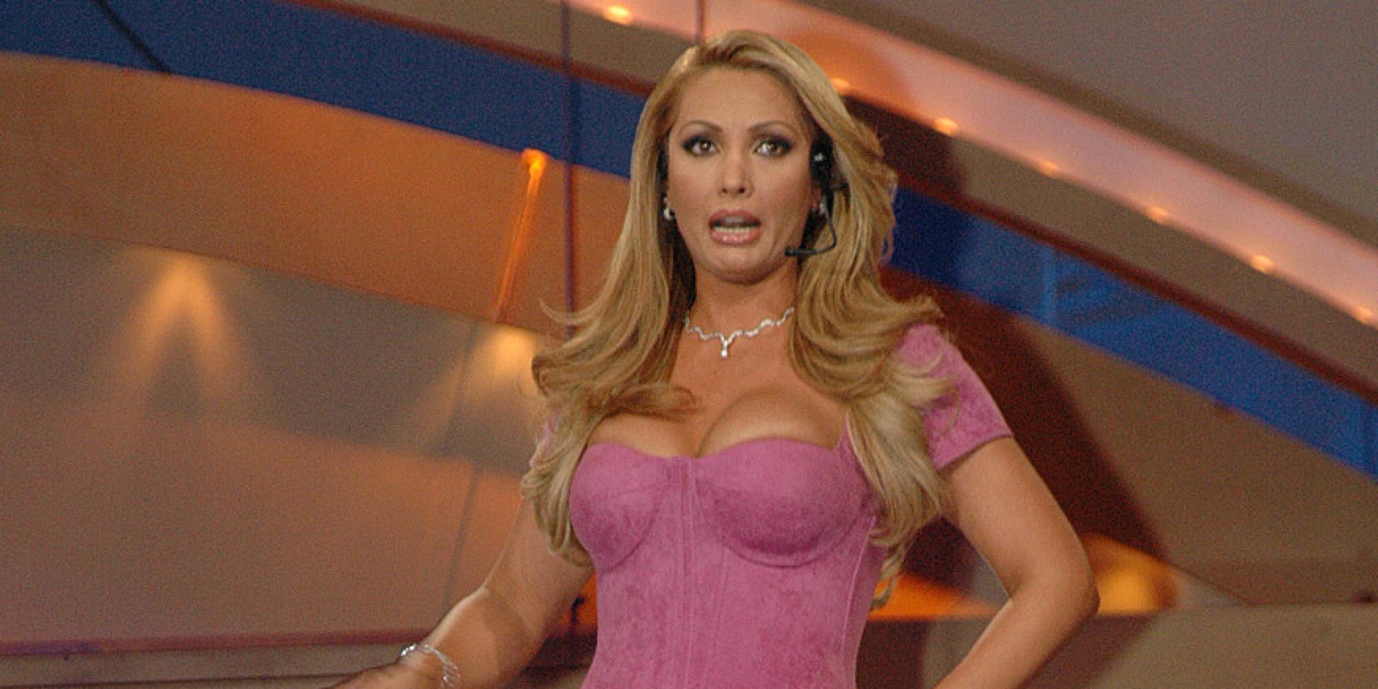 Paty Navidad da a entender que sí existe quien se prostituye en Televisa
