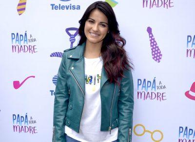 Critican a Maite Perroni por promocionar beso gay en telenovela mexicana