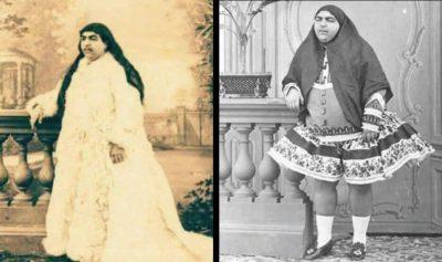 Historia de la princesa Qajair, símbolo de belleza y perfección