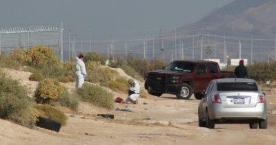 Policía asesina a su esposa; ella lo había denunciado por violencia