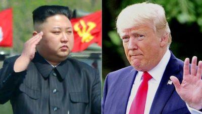 Trump asegura que se esfuerza mucho para ser 'amigo' de Kim Jong-un