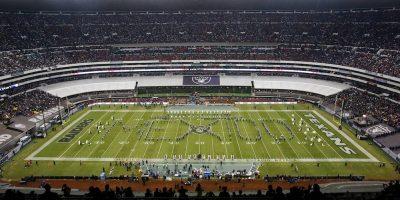 """NFL pide no gritar """"eh puto"""" durante el partido en el Azteca"""
