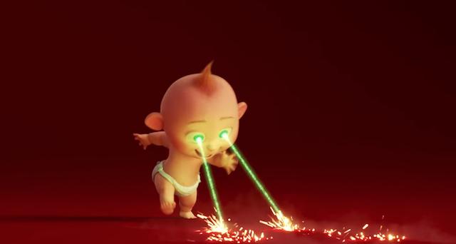 """¡Paren todo! Ya está aquí el primer adelanto de """"Los Increíbles 2"""" (VIDEO)"""