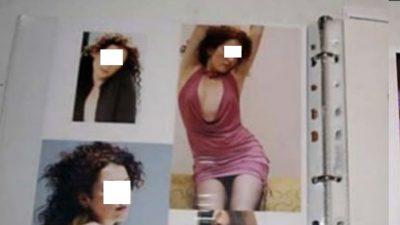 Filtran a la prensa imágenes del presunto prosticatálogo de Televisa con nombres y fotos