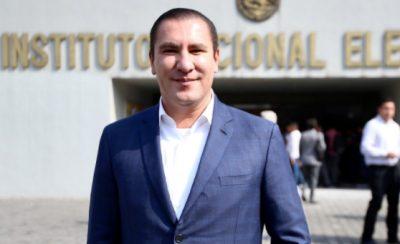 Rafael Moreno Valle pide incluir a aspirantes en método para elegir candidato del Frente Ciudadano