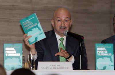 Salinas de Gortari arremete contra AMLO