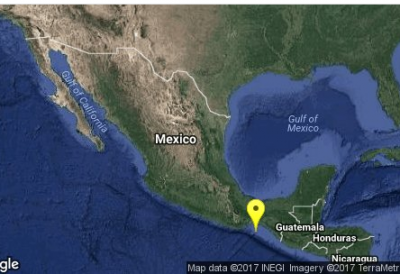 Sismos sacuden Salina Cruz, Oaxaca este jueves