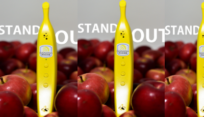 Tu nuevo smartphone podría ser un plátano