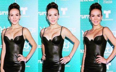 Luz Ramos aparece muy sexy con tremenda tanga; olvida los 30 kilos que subió por personaje