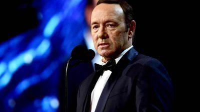 Empleados en anonimato acusan a Kevin Spacey de abusos sexuales