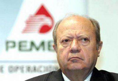 Romero Deschamps pide a petroleros que voten por Meade