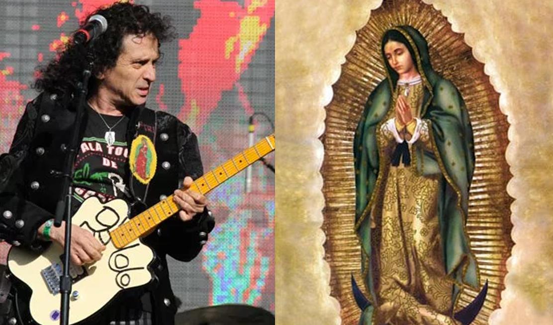 Alex Lora confiesa el milagro que la Virgen de Guadalupe le concedió (VÍDEO)