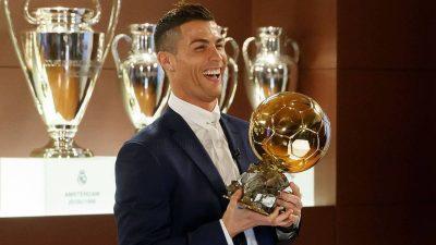 Cristiano Ronaldo asegura ser el mejor jugador de la historia (FOTOS)