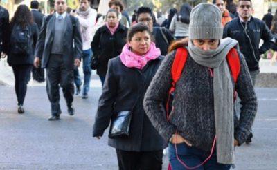Toma tus precauciones: continuarán las bajas temperaturas en el país