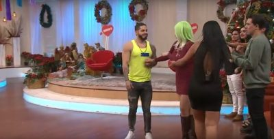 Bebeshita le baja la cita a Yessica en vivo (video)