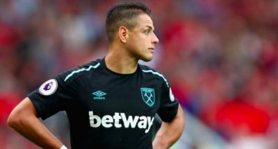 West Ham ¿Arrepentido de contratar al 'Chicharito' Hernández? (FOTOS)