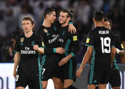 Real Madrid avanza a la final del Mundial de Clubes (VÍDEO)