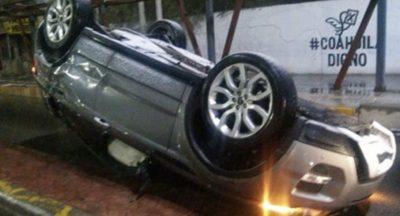 Encuentran camioneta abandonada de un ex futbolista de Cruz Azul (FOTO)
