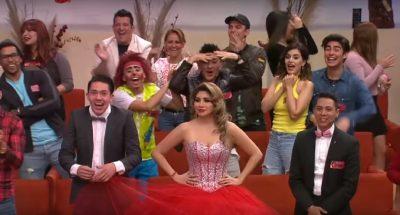 Chilero sufre terrible humillación en vivo en Enamorándonos (Video)