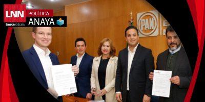 Ricardo Anaya se registra como precandidato a la Presidencia de México