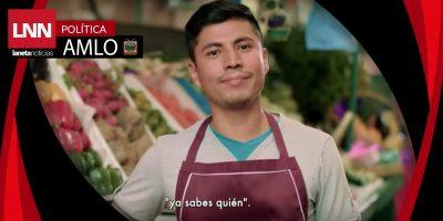 'Estaremos mejor con ya sabes quién' dice spot que lanzó MORENA sin AMLO (VÍDEO)