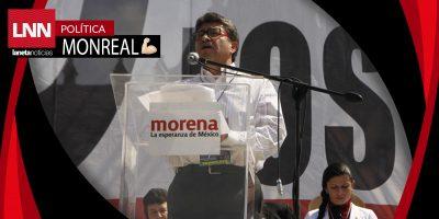 Ricardo Monreal dejará la 'Cuauhtémoc' para sumarse a precampaña de AMLO
