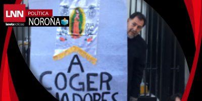 Fernández Noroña ya no será precandidato presidencial de MORENA