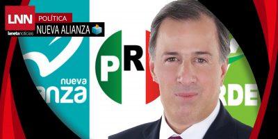 Nueva Alianza afirma que es 'casi un hecho' coalición con PRI y Partido Verde