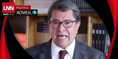 Ricardo Monreal renuncia a la Delegación Cuauhtémoc, va con AMLO