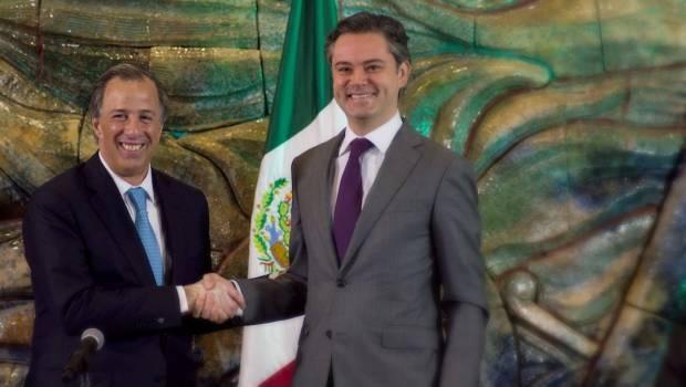 Nuño confirma que se va a la campaña de José Antonio Meade
