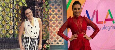 Tania Rincón hace tremendo ridículo al bailar 'Pasito Perrón' vestida de 'Niña Dios' (VIDEO)