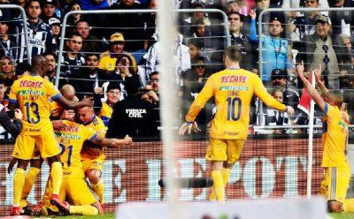 Tigres se corona por sexta vez en la Liga Bancomer Mx