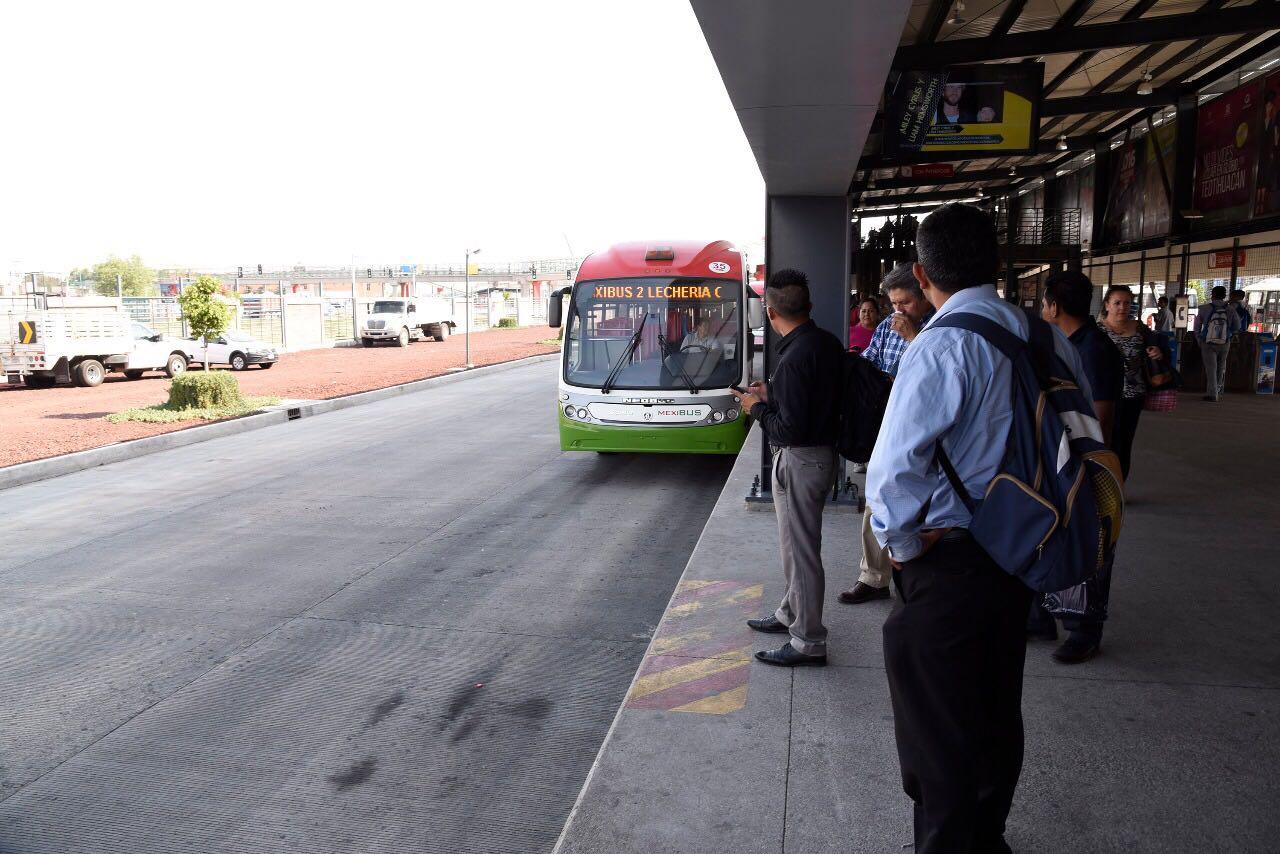 Estado de México trabaja en cobertura de Mexibús y Mexicable