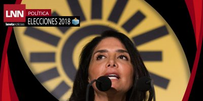 Denuncia Arriola enriquecimiento ilícito de Alejandra Barrales