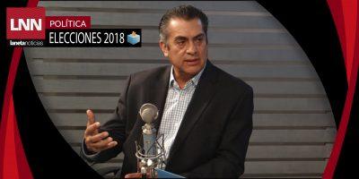 'El Bronco' propone reducir el IVA y el ISR