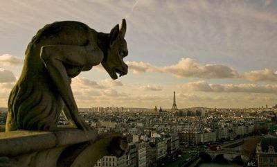 Las gárgolas y su relación como vigilantes de las catedrales