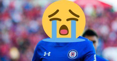 Capitán del Cruz Azul no entra en planes para el siguiente torneo (VÍDEO)