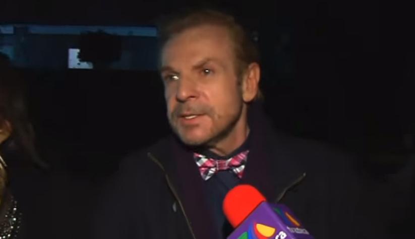 Alejandro Tommasi maltrata y ofende al equipo de Ventaneando (VIDEO)