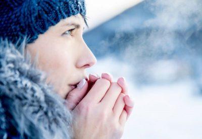 ¡Brrrr! Continuarán temperaturas bajo cero grados en 12 estados del país
