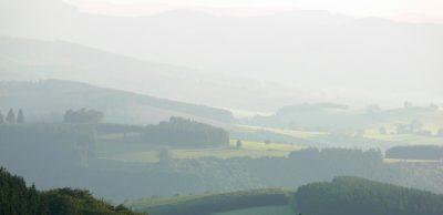 Frio y niebla afectarán a gran parte del país