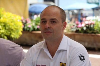 Rodrigo Gayosso buscará precandidatura del PRD a la gubernatura de Morelos